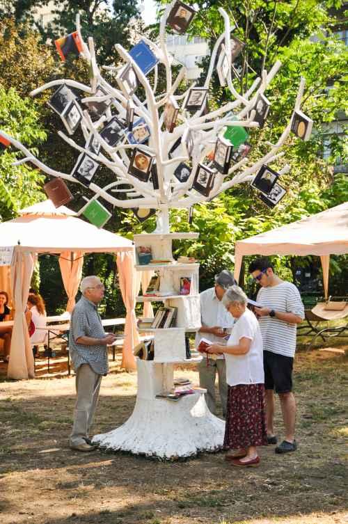 Copacul cu Carti 2015