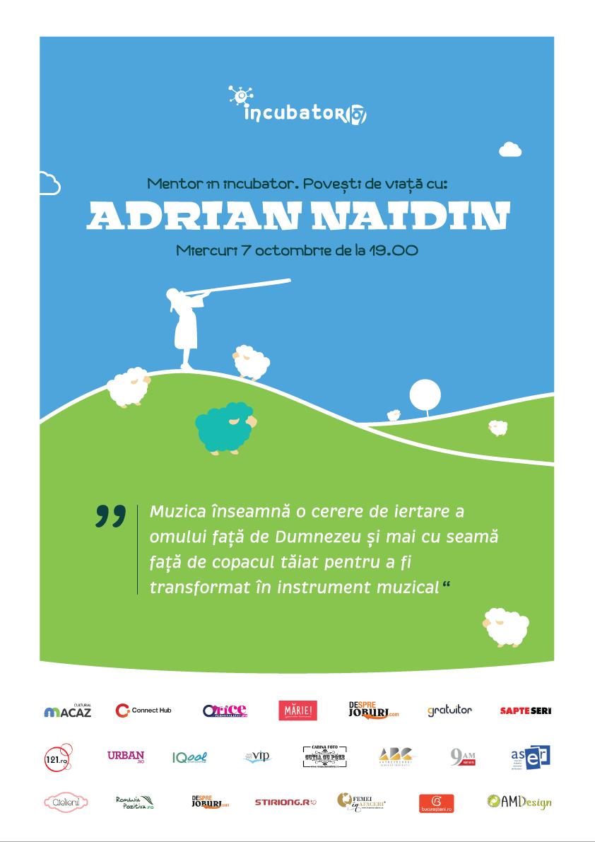 Afis Adrian Naidin