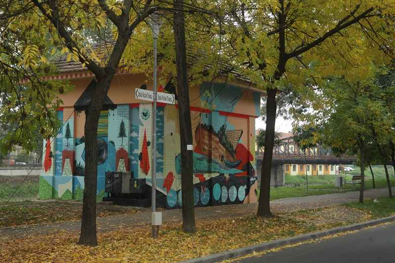 Post de transformare Timisoara