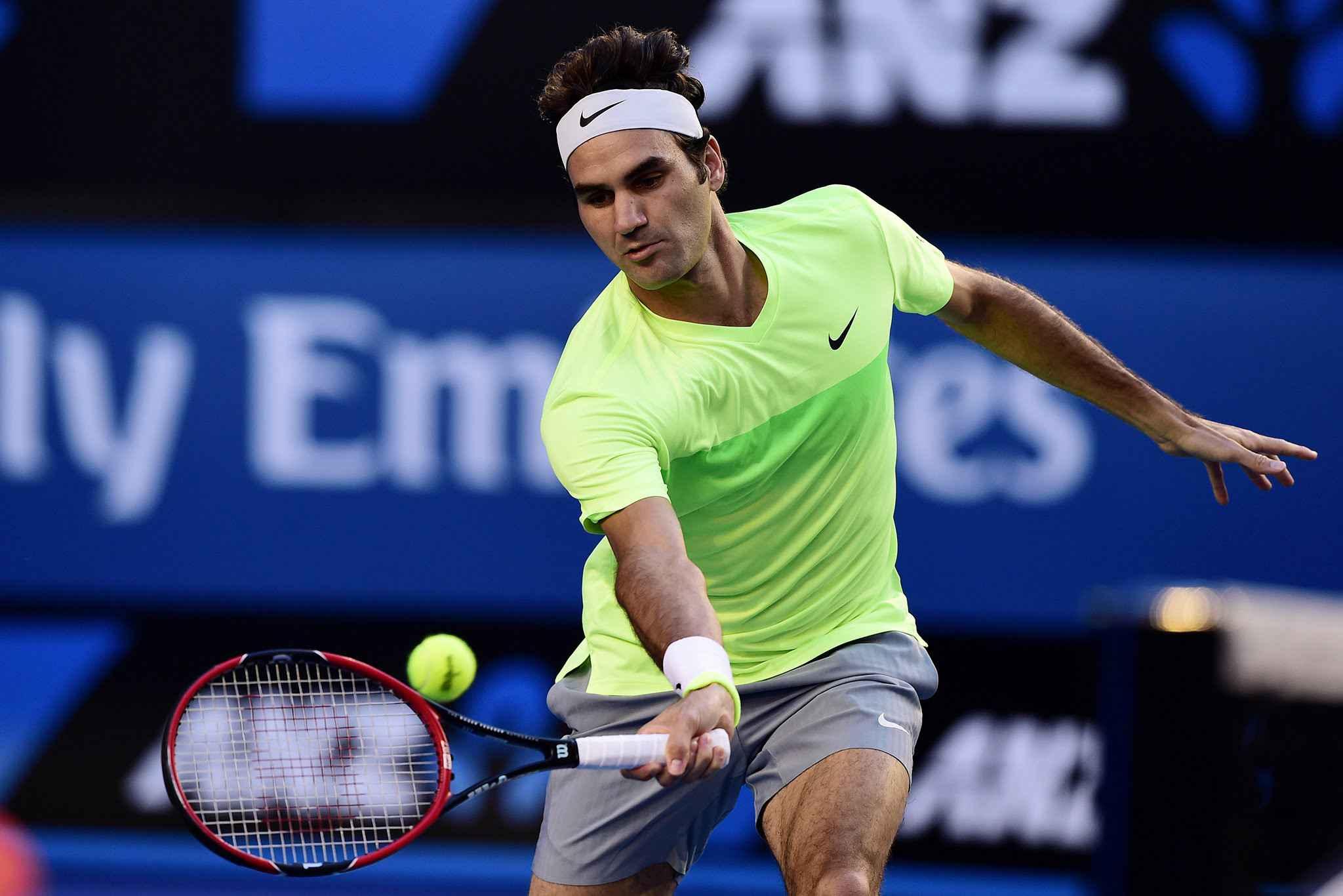 Roger Federer pierde în turul al treila la Australian Open 2015