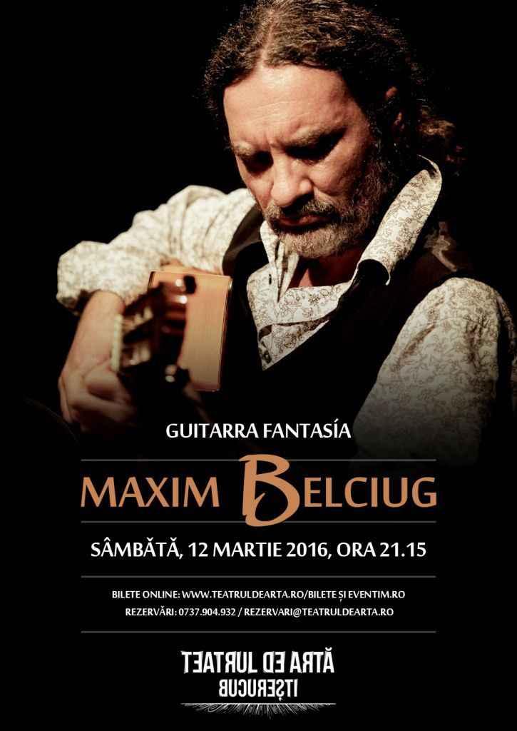 Afis_Guitarra Fantasia_Maxim Belciug_12martie