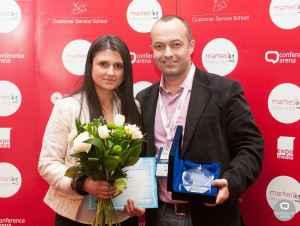 Euroanswer - Best Medium Support Center- Contact Center Awards