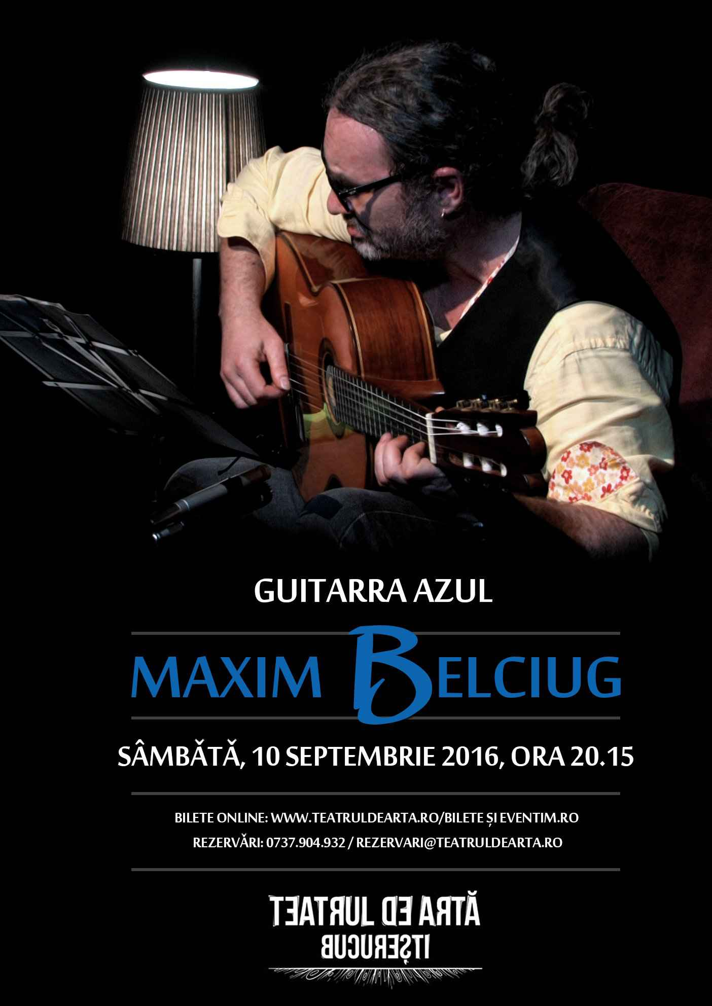Afis_Guitarra Azul_10septembrie