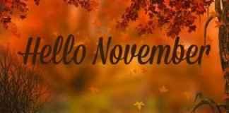 Unde ieșim în luna noiembrie