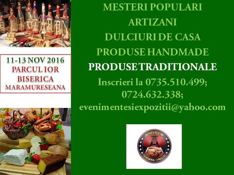 Festivalul Toamnei Târzii, 11-13 noiembrie, parcul IOR