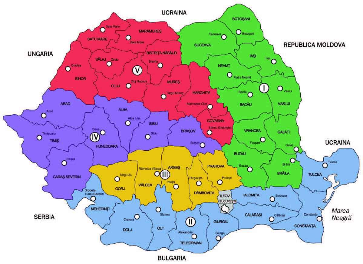 Este Regionalizarea Romaniei Un Proiect Abandonat