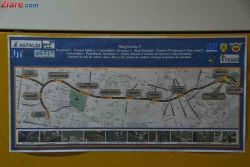 În ce stadiu sunt lucrările la metroul din Drumul Taberei?