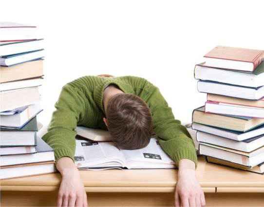 Cinci sfaturi pentru a scăpa de stres în sesiune