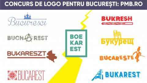 concurs pentru un nou logo al Bucureștiului