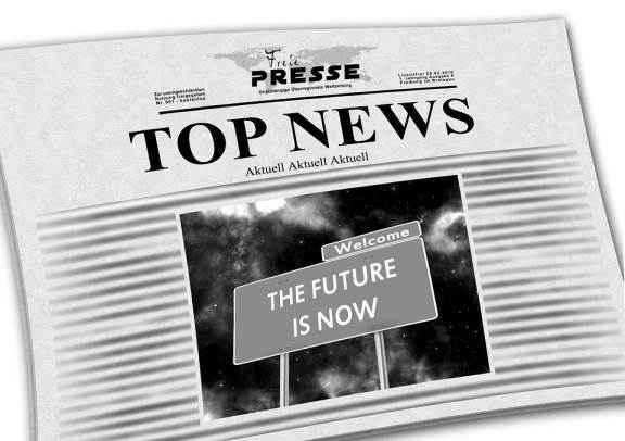 presa scrisă
