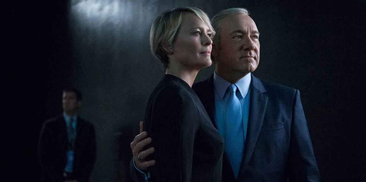 Al cincilea sezon din House of Cards, de marți pe Netflix