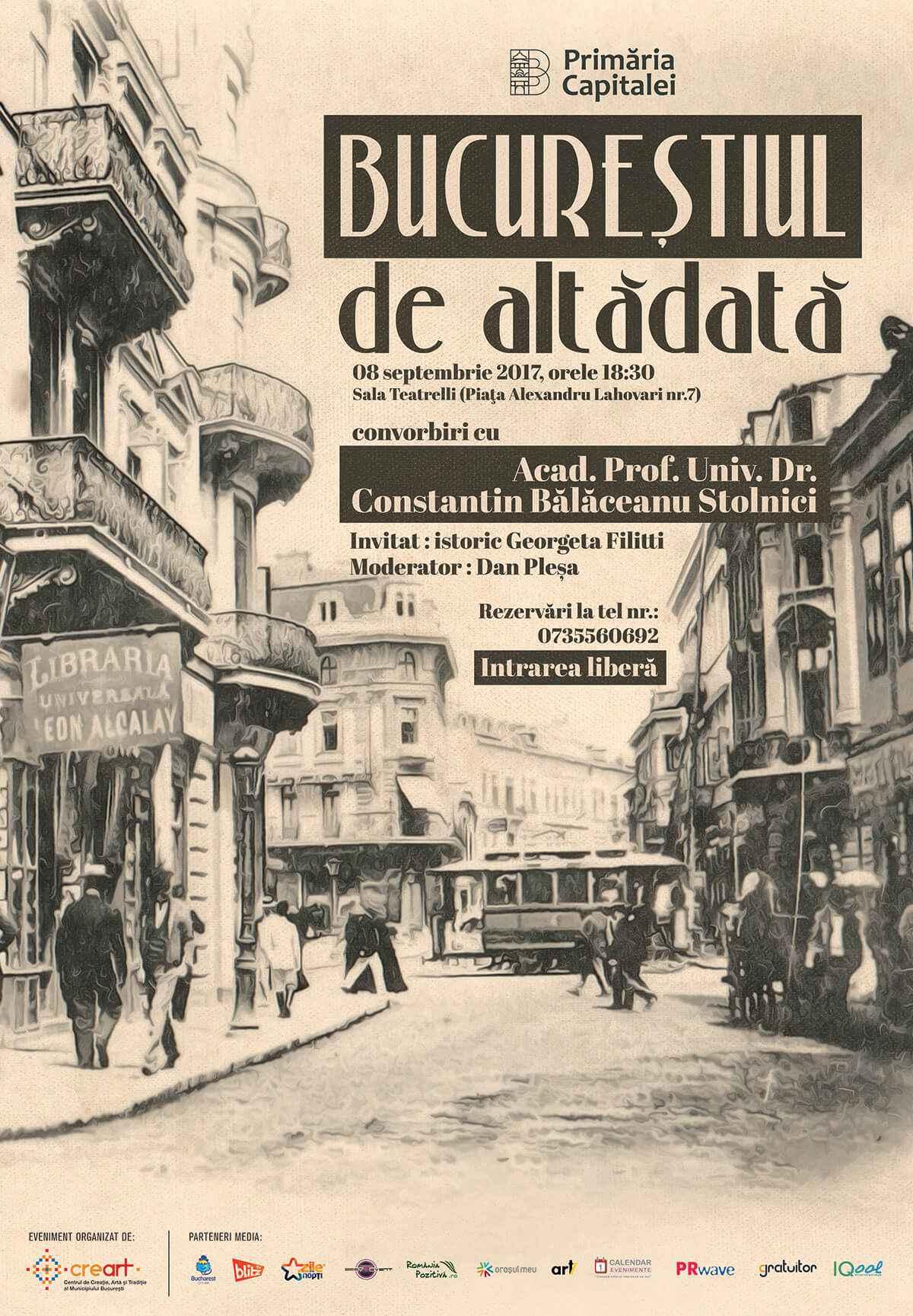Bucureștiul de altădată