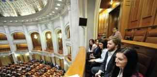 internship la Camera Deputaților
