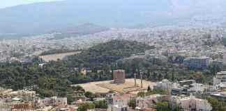 Două zile în Atena