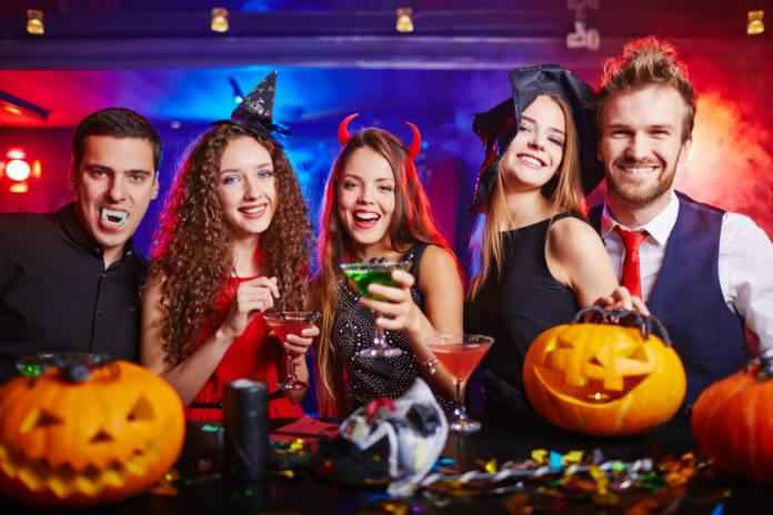 Halloween Party Cluj