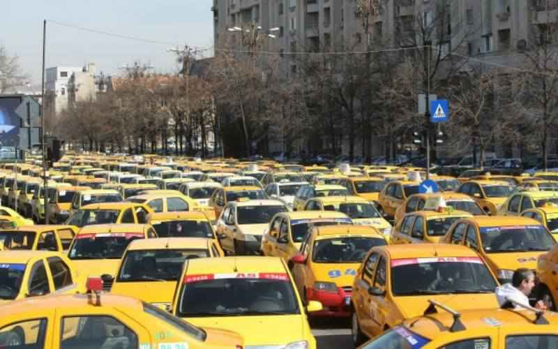 Tarifele la taxi din București se vor scumpi