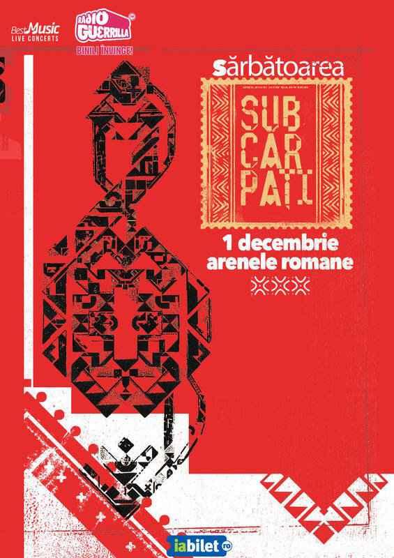 Borgore, 6 decembrie, Arenele Romane