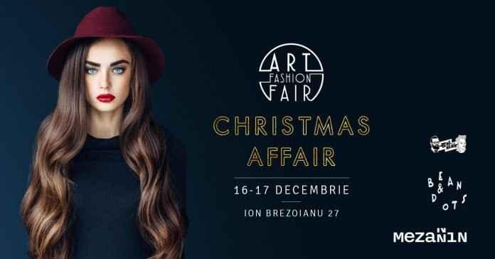 ediția cu numărul 11 - Art Fashion Fair | Christmas Affair