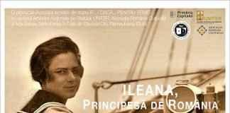 Muzeul Național al Literaturii Române prezintă spectacolul ILEANA, PRINCIPESĂ DE ROMÂNIA