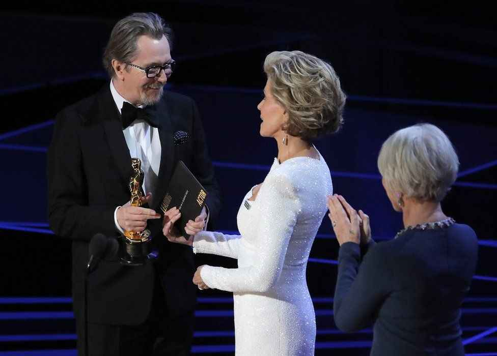câștigătorii premiilor Oscar din 2018
