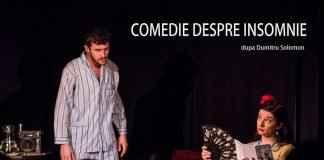 afis teatru comedie