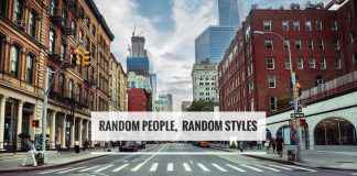 Random people, Random styles