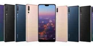 Huawei vinde un număr record de smartphone-uri ale seriei P20 în regiunea CEE&Nordics
