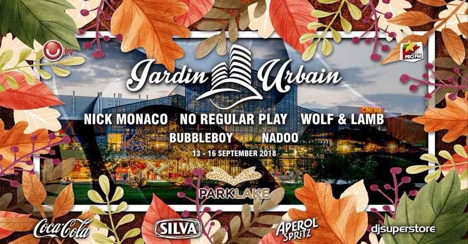 Festivalul Jardin Urbain revine cu cea de-a doua ediție