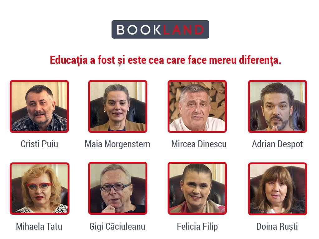 Asociatia Bookland - educatie si dezvoltare