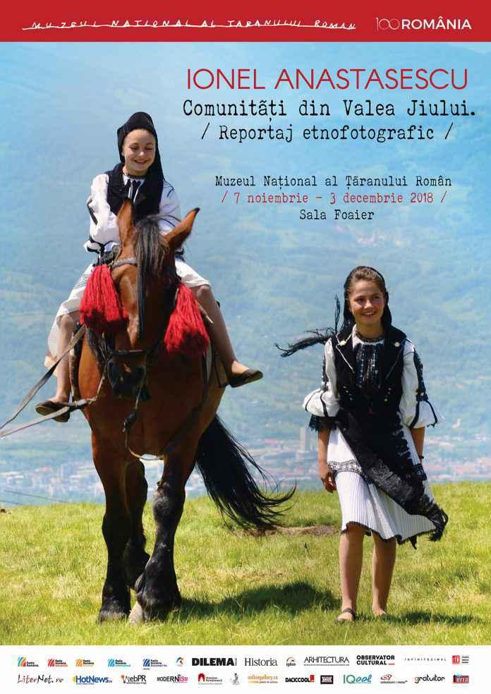 Comunități din Valea Jiului – reportaj etnofotografic la Muzeul Național al Țăranului Român