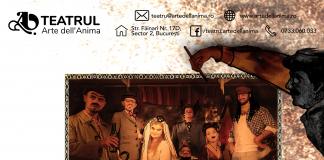Programul lunii noiembrie la Teatrul Arte dell'Anima