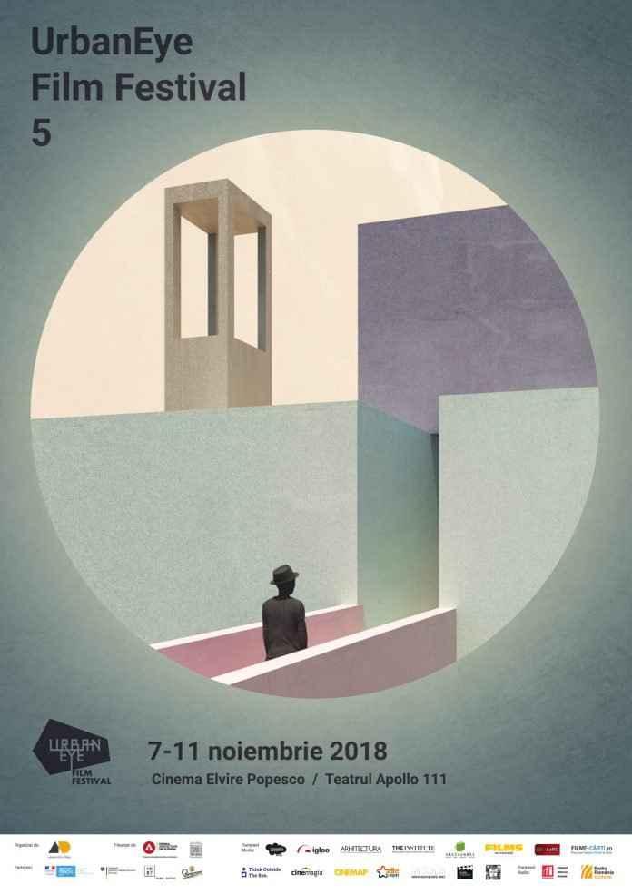 UrbanEye Film Festival are loc între 7-11 noiembrie 2018