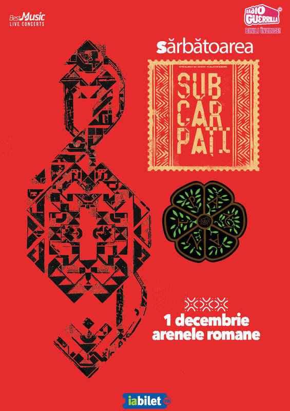 Pământ va deschide Sărbătoarea Subcarpați de la Arenele Romane de pe 1 decembrie