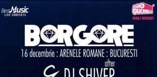 Borgore concert afis