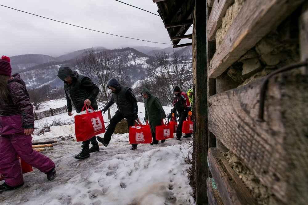 Kaufland România voluntari