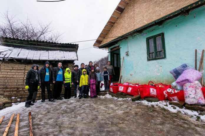 Kaufland România- campanie umanitară