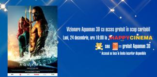 Aquaman afiș