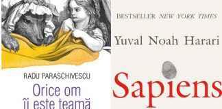 cele mai vândute cărți în 2018