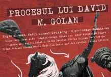 Procesul lui David M. Golan afis