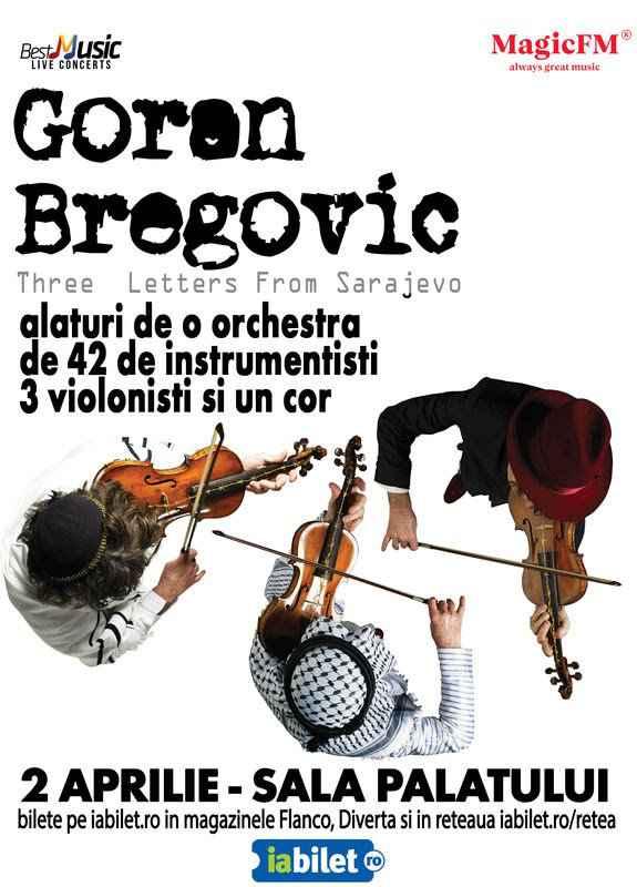 Goran Bregovic afis