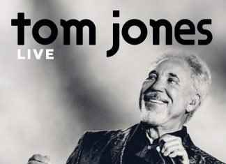 concert live Tom Jones afis