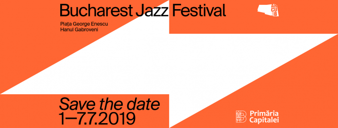 Bucharest Jazz Festival afiș