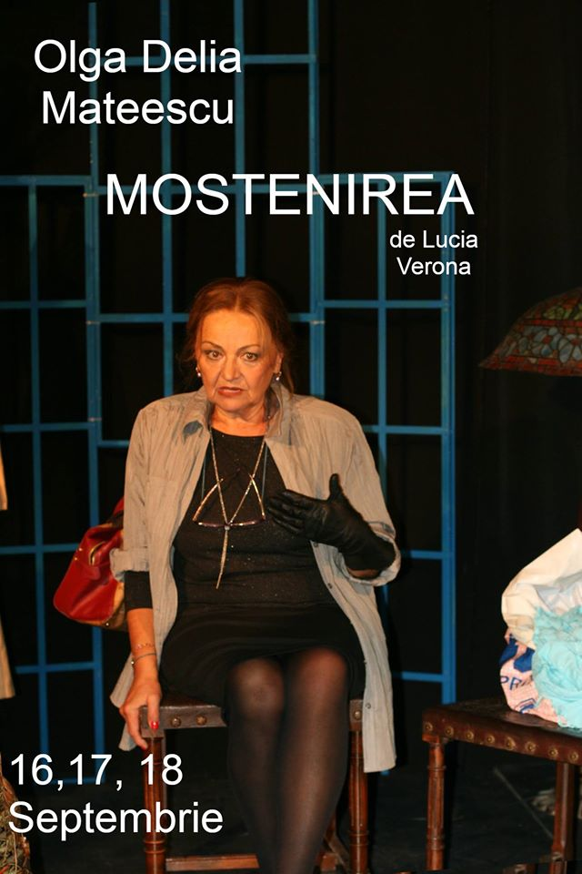 afis Teatrul Coquette