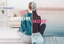 #DiscoverEU