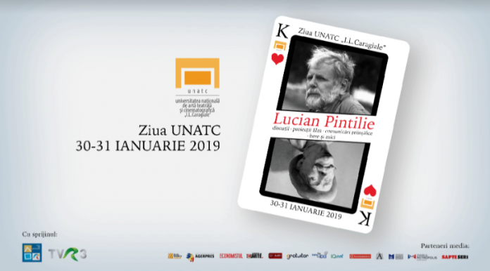 Ziua Universității Naționale de Artă Teatrală și Cinematografică I.L. Caragiale afis