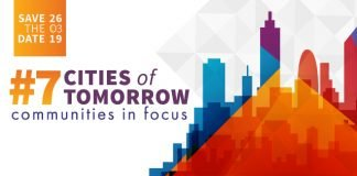 Cities of Tomorrow afis