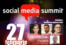 Specialiștii social media vin din toată țara la București