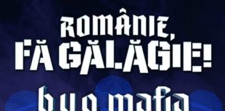 Romanie, Fa Galagie!-poster