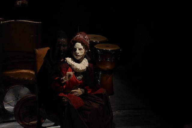afis Teatrul Masca