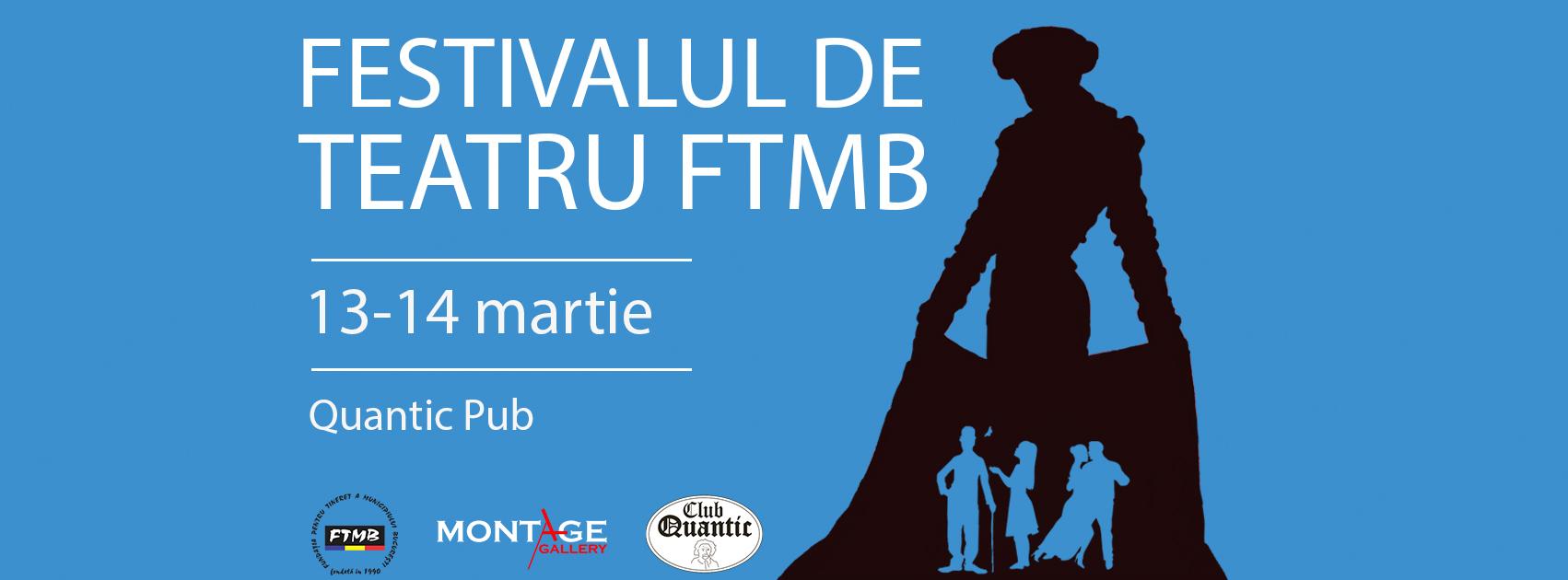 Teatru FTMB-afiș